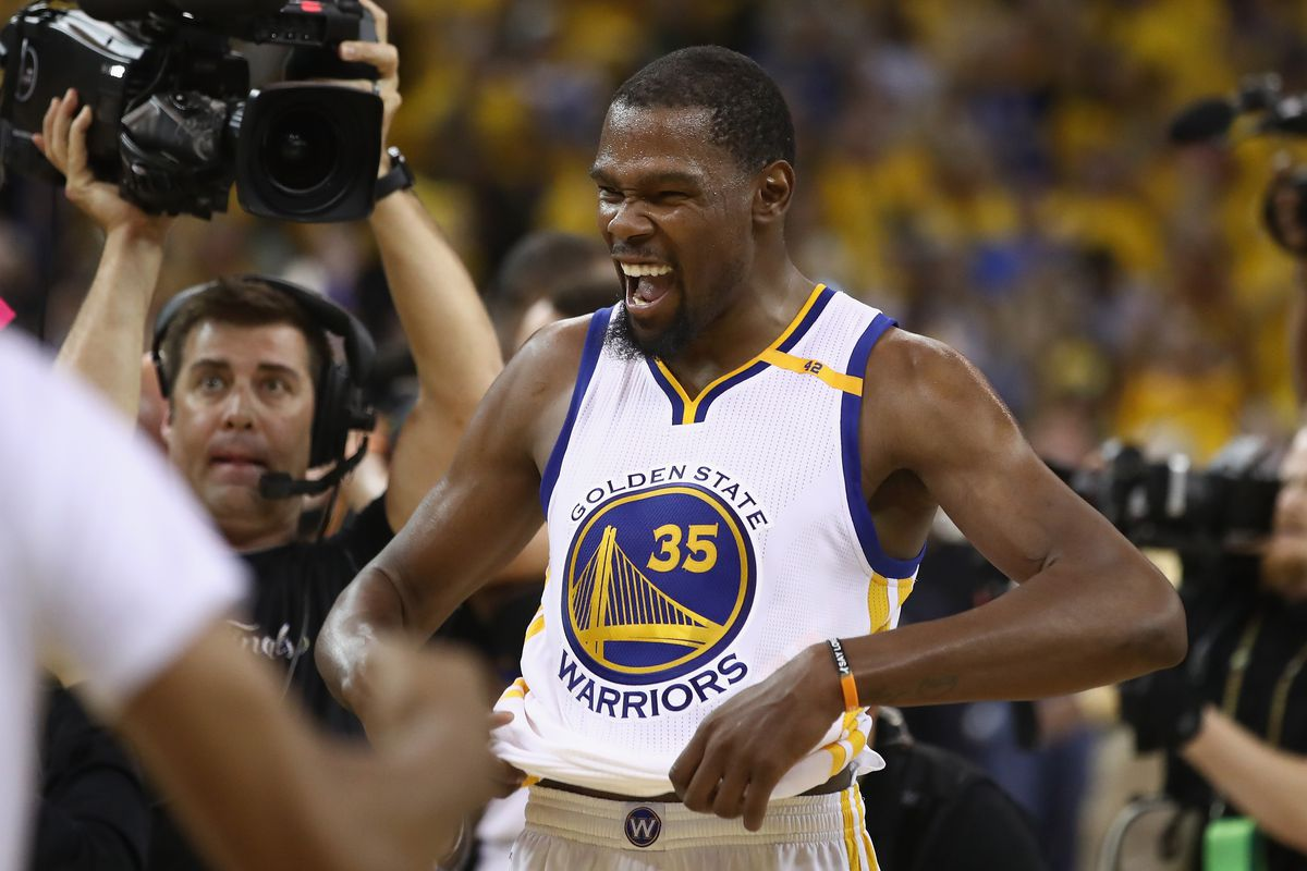 5e2c9d025d5 Kevin Durant is the most efficient scorer in NBA Finals history. Durant  averaged 35.2 points ...