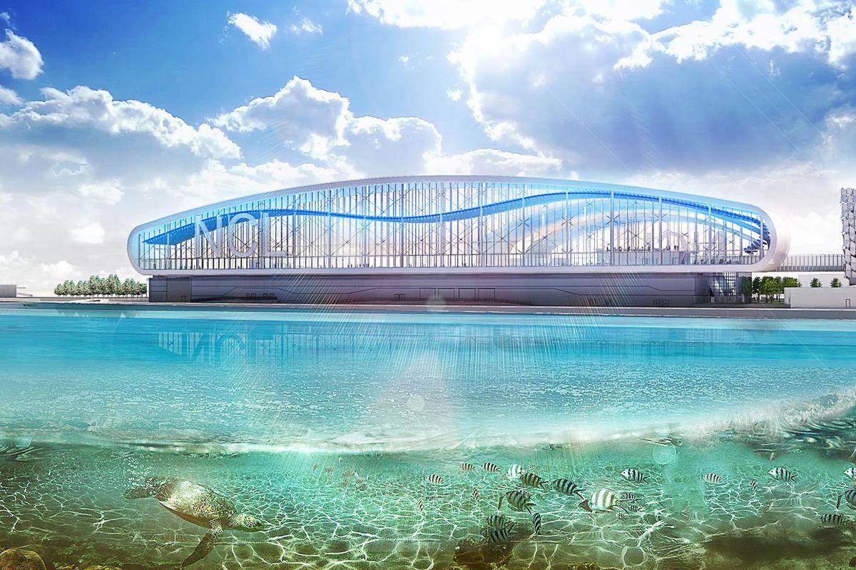 Norwegian Cruise Line Will Build A Futuristic New Terminal