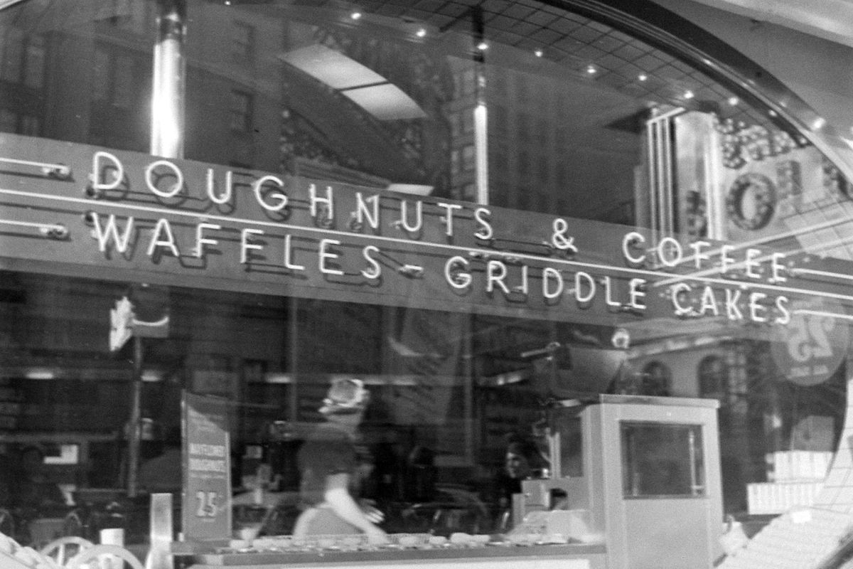 Doughnuts And Pastry Shop
