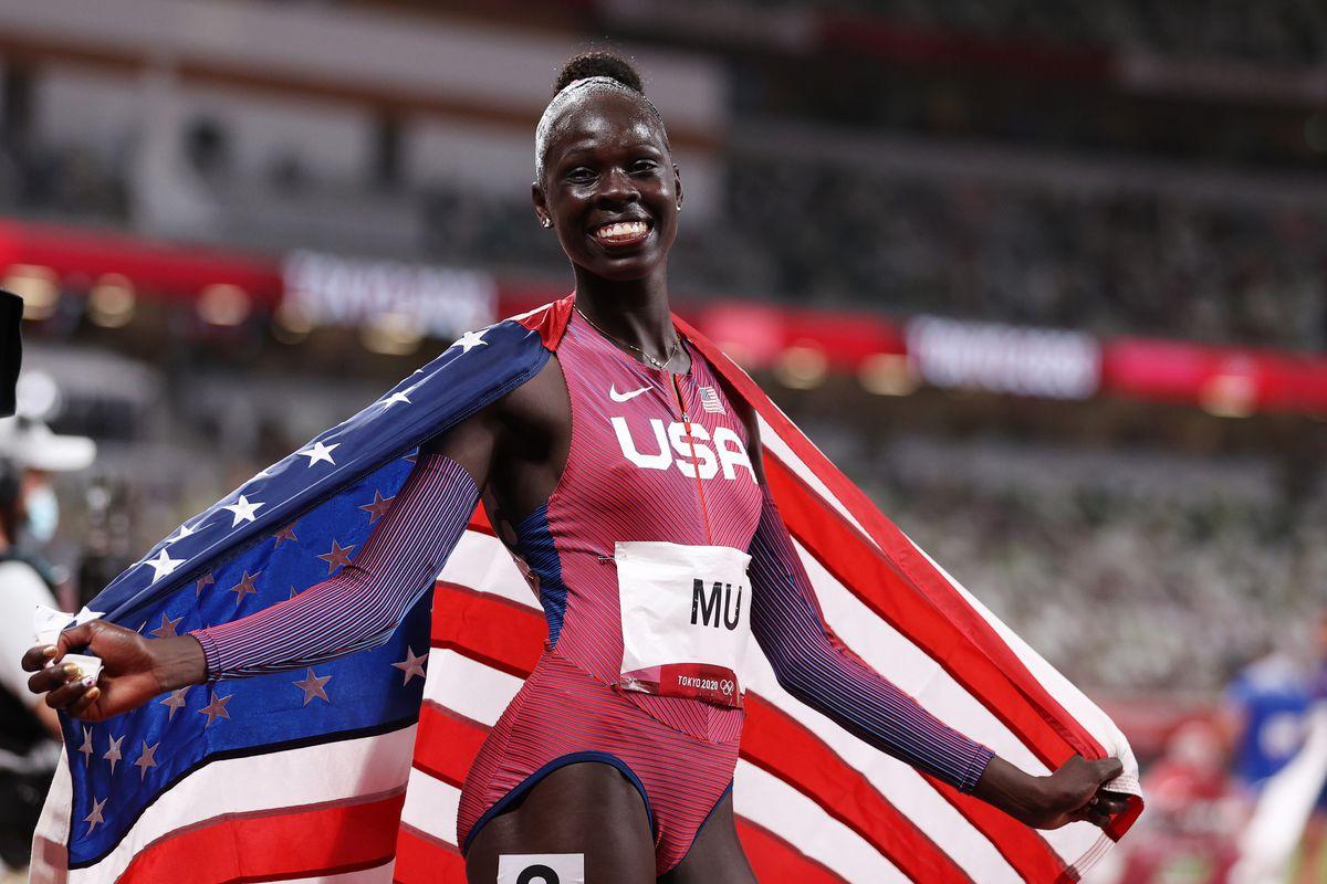 Athletics - Olympics: Day 11