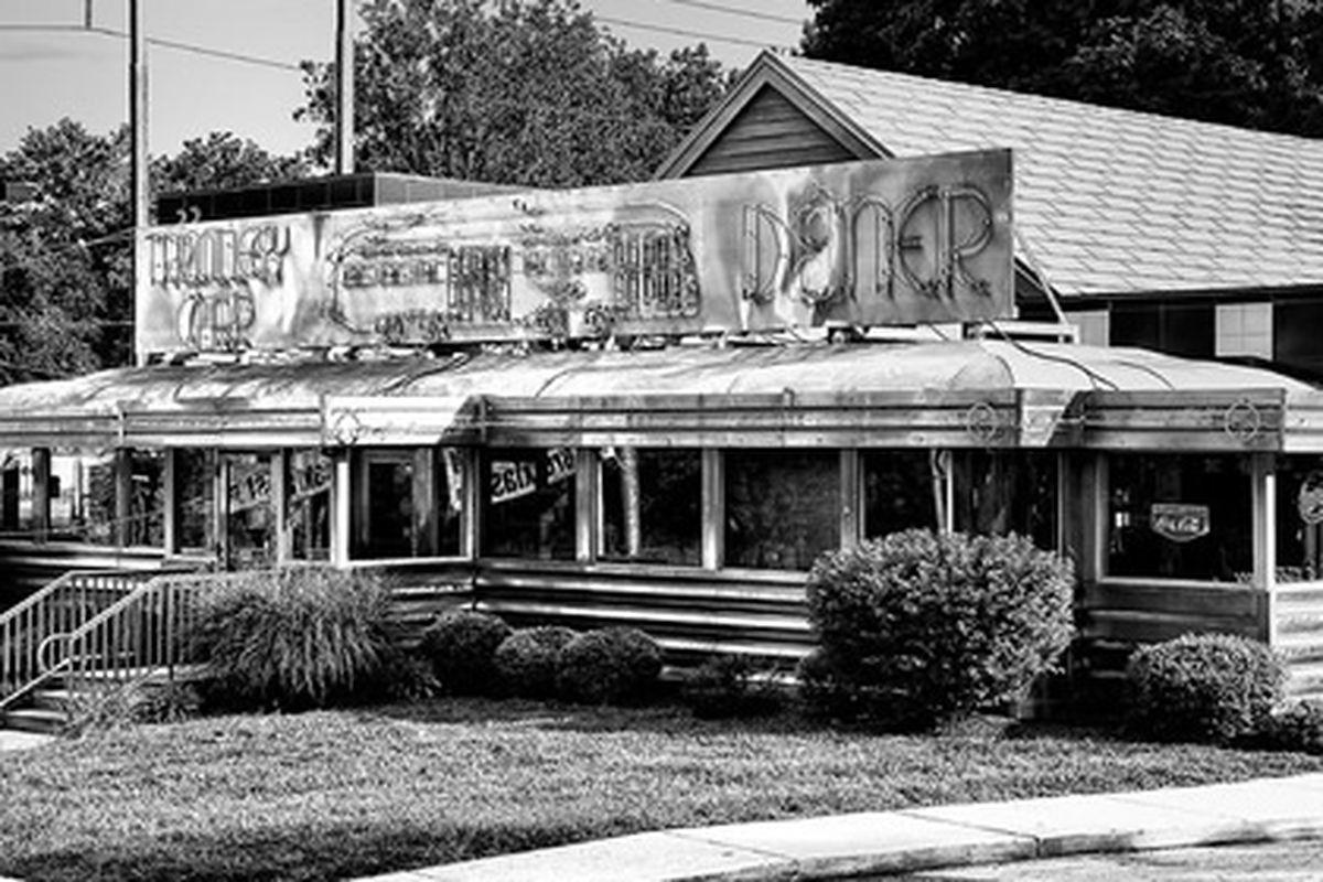 Trolley Car Diner
