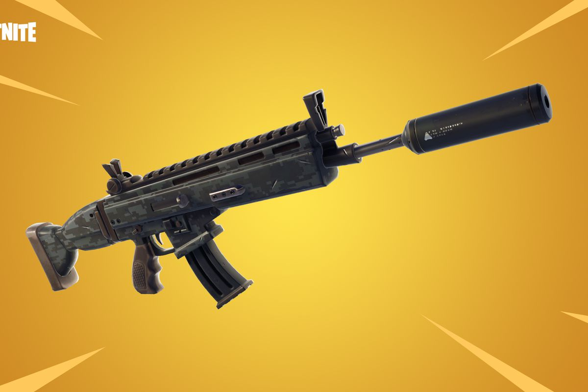 how to change weapons mac fortnite
