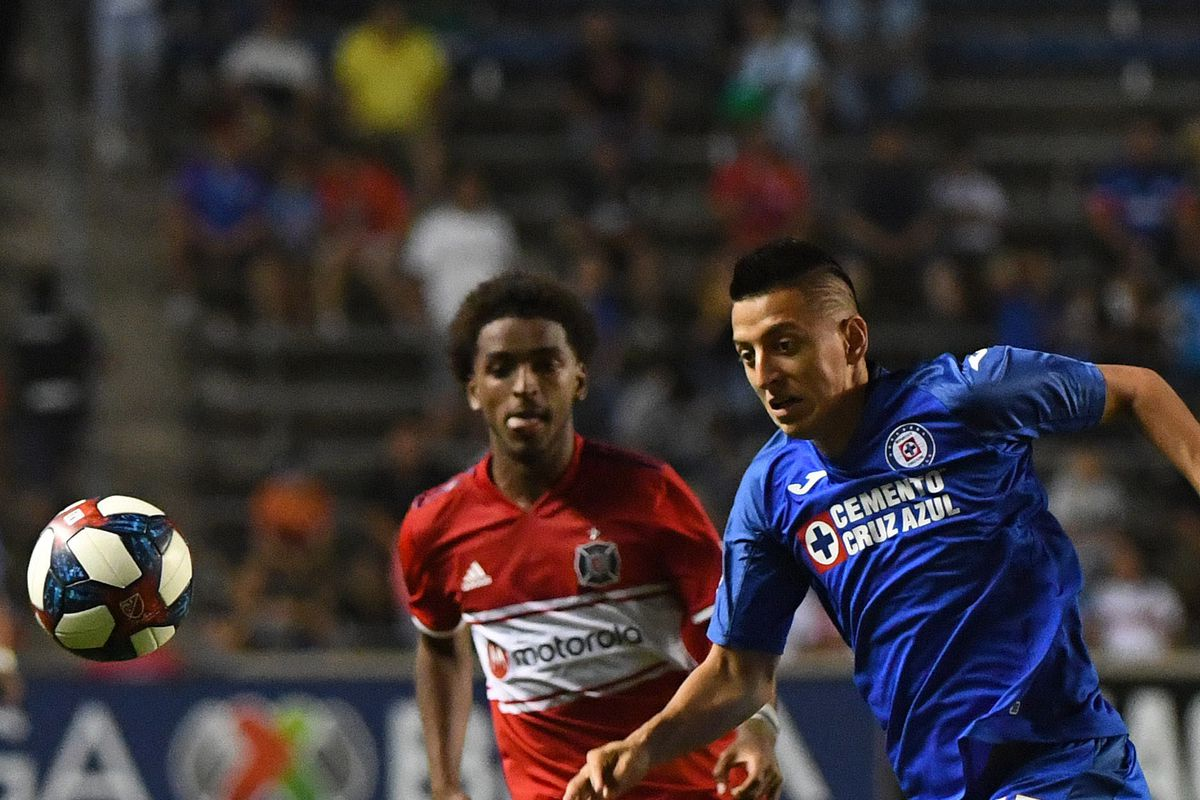 MLS: Leagues Cup-Cruz Azul at Chicago Fire