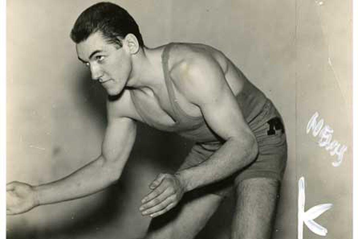 John Whitaker in 1937