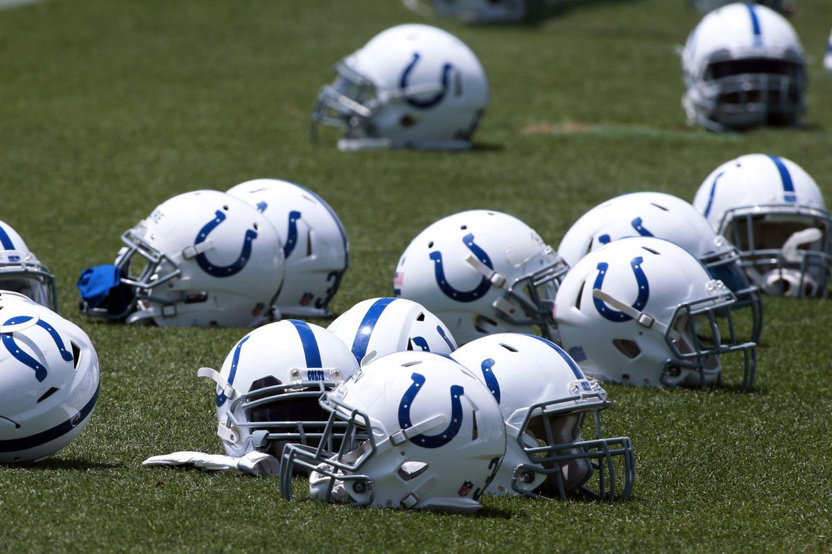 NFL: Indianapolis Colts-Minicamp
