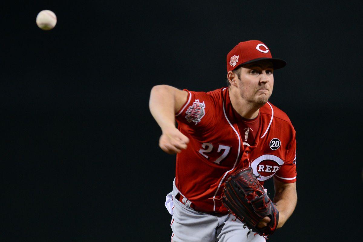 MLB: Cincinnati Reds at Arizona Diamondbacks