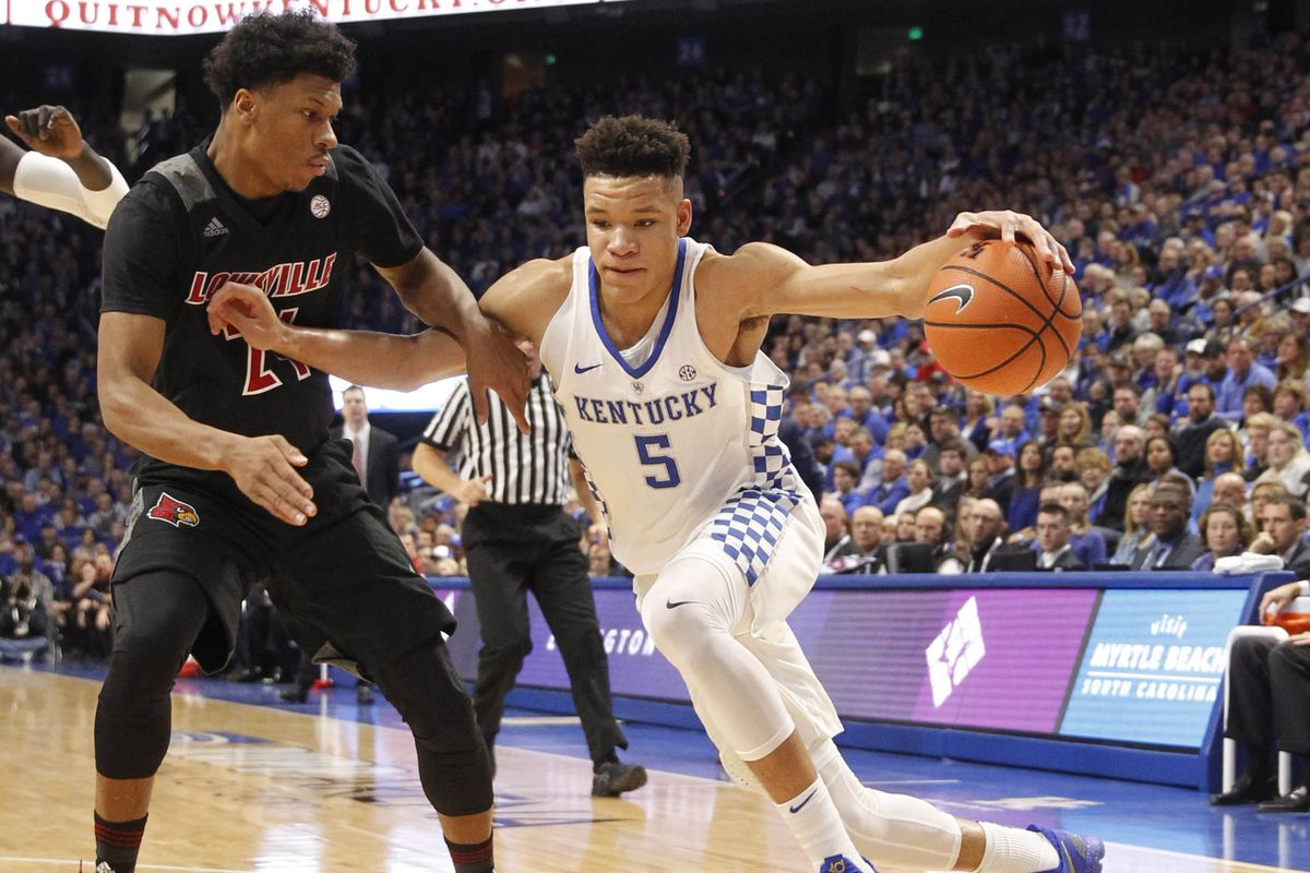 Uk Basketball: Who Are The 2017-18 Kentucky Wildcats Basketball Team?