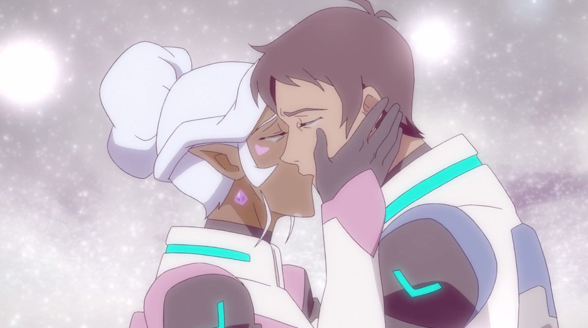 Netflix's Voltron ending: deaths, weddings and avoiding fan