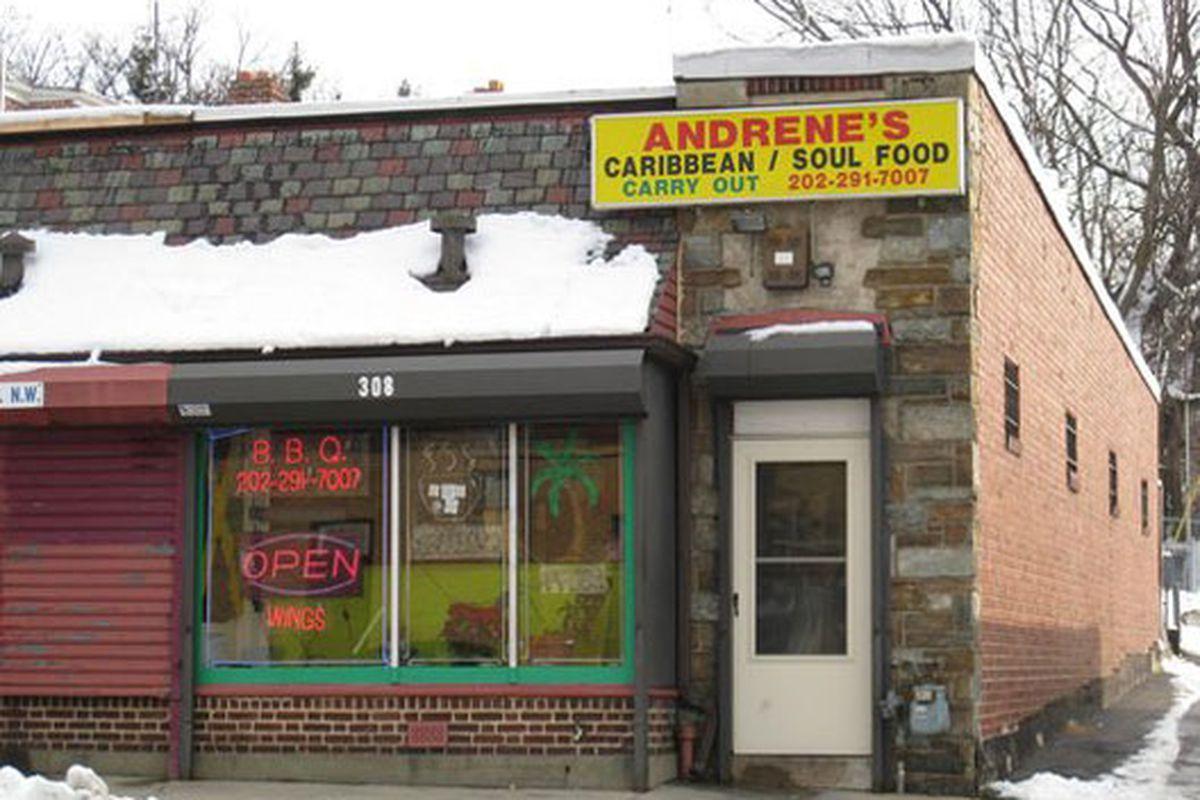 Andrene's Caribbean & Soul Food Carryout
