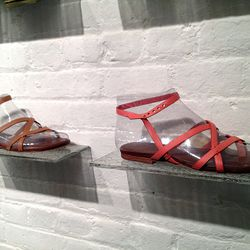 Strappy Jack sandals are $143.