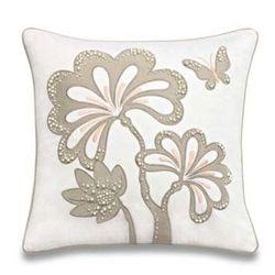 "<a href=""http://www.katespade.com/egrets-pillow-with-pearl-appliqu%C3%A9/291230XFC,default,pd.html?dwvar_291230XFC_color=279&start=9&cgid=bedding-bath"">Egrets Pillow With Pearl Appliqué</a> $188"