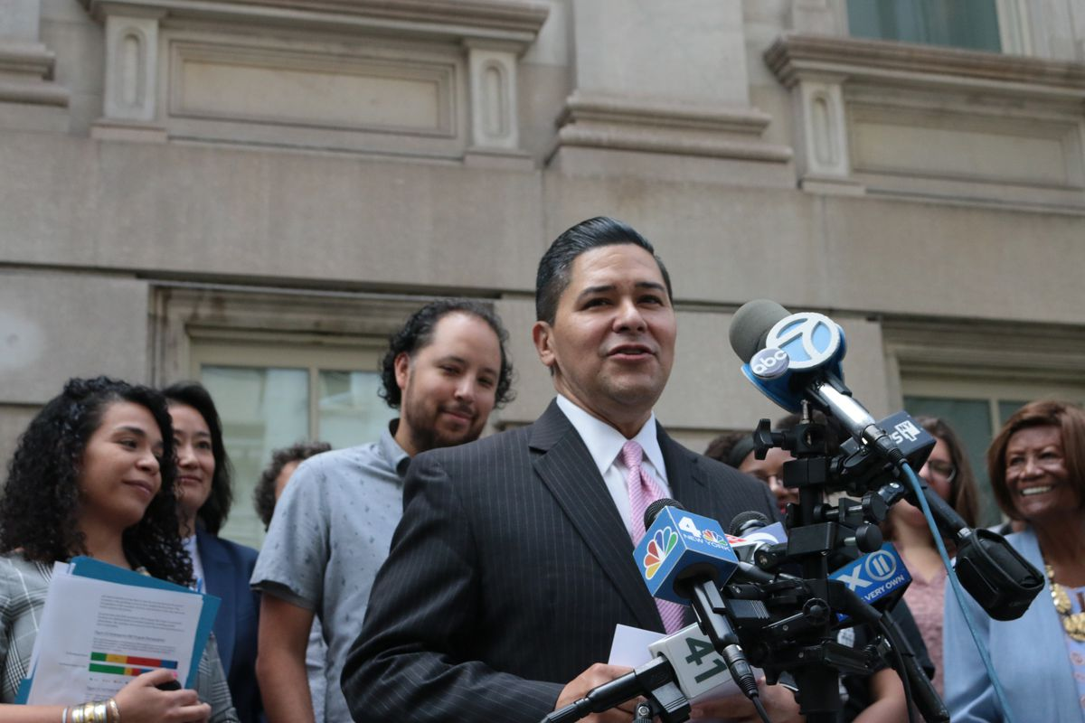 Schools Chancellor Richard Carranza and other elected officials began weighing in on recommendations to integrate New York City schools, including a proposal to phase out gifted programs as they are currently run.