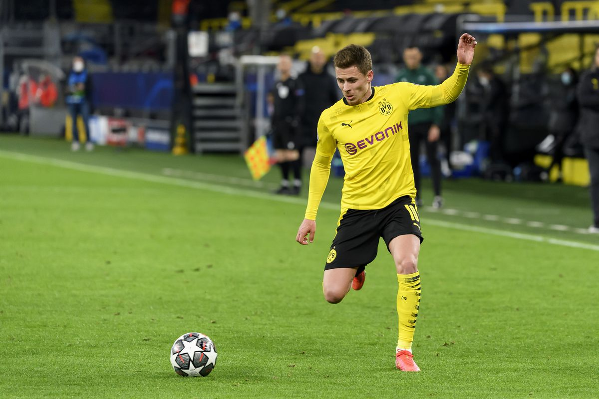 Borussia Dortmund v Manchester City - UEFA Champions League Quarter Final 1: Leg Two