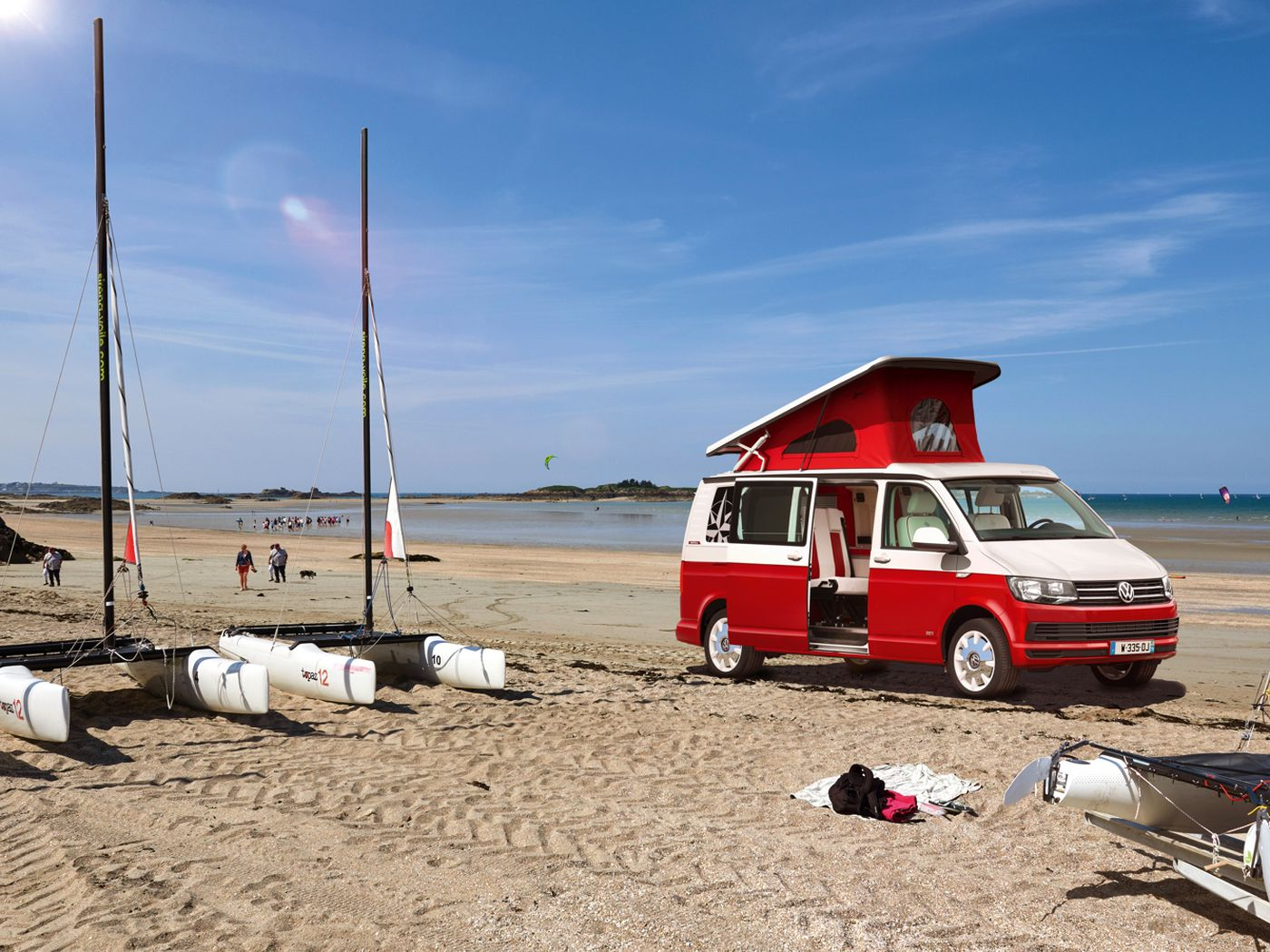 ab6d9d1881 Westfalia camper van is giving us 1950s-diner vibes - Curbed