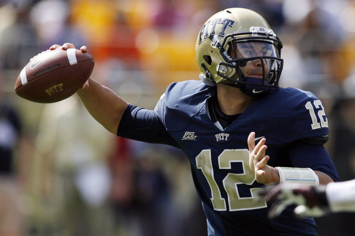 Pitt will look for a second consecutive strong game from Tino Sunseri (Charles LeClaire-US PRESSWIRE)