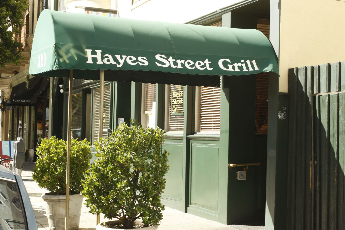 Hayes Street Grill is 40 years old