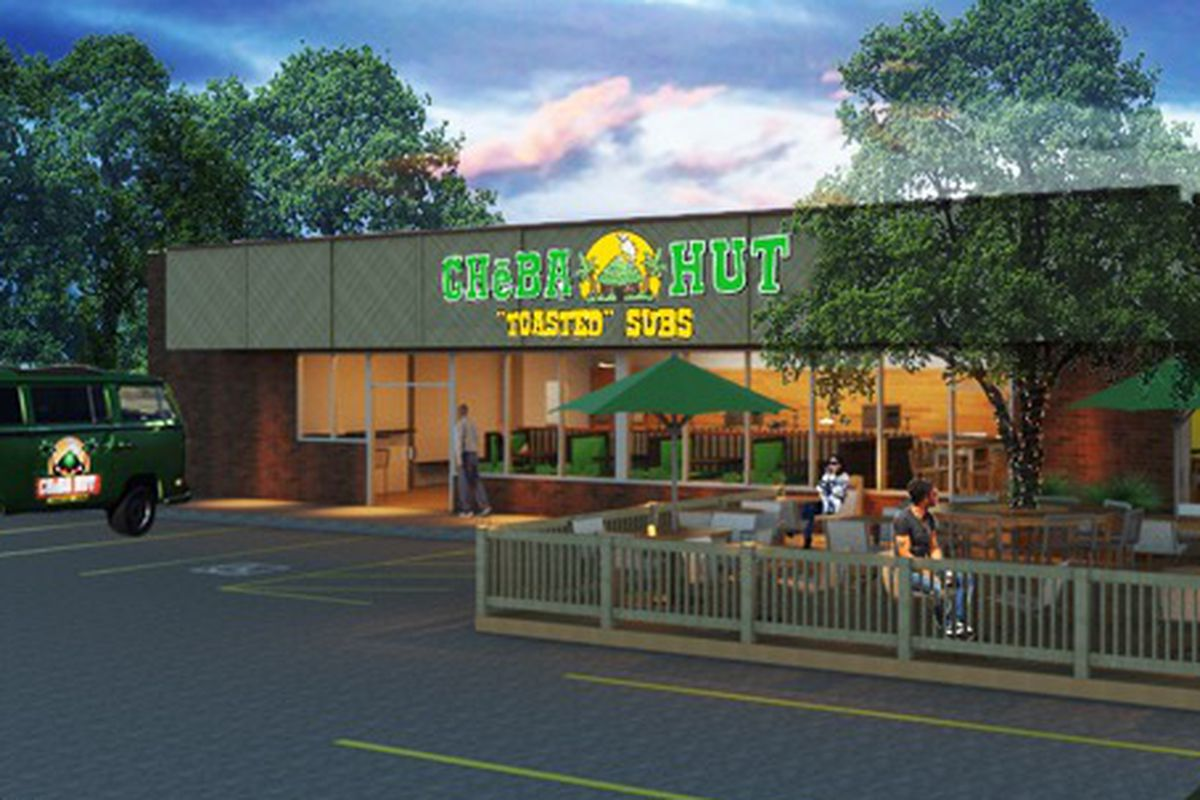 East Colfax Gets A Little Greener With The Addition Of Cheba Hut Sub