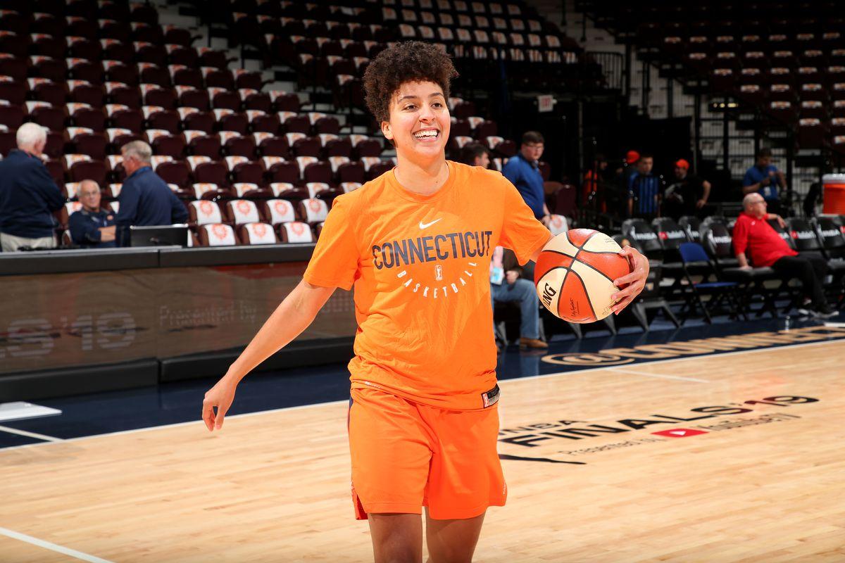 2019 WNBA Finals - Game Three