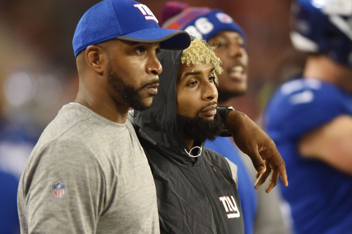 Cowboys injury report is very positive Giants still missing Odell