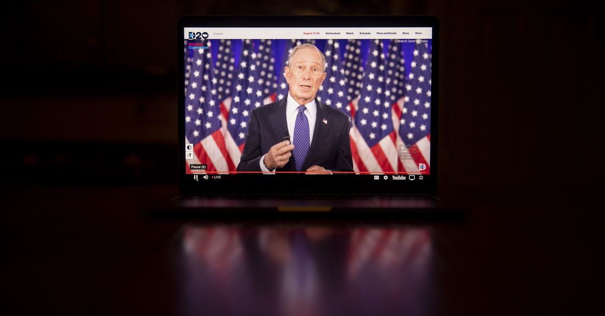 Mike Bloomberg's data firm for Democrats is closing