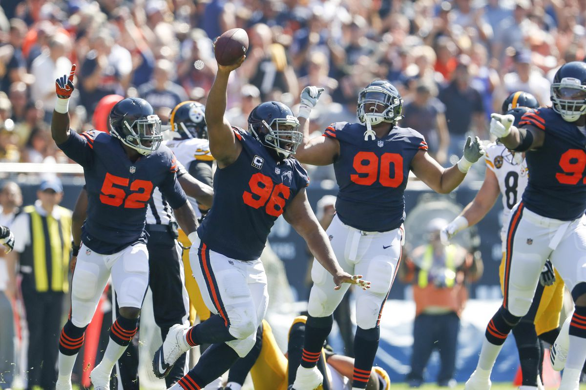 Bears understand stakes against Browns: âYou never want to be a teamâs first winâ