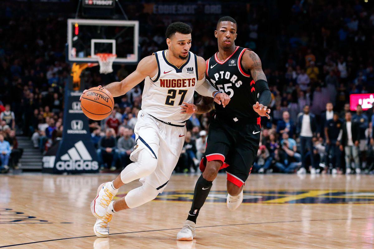NBA: Toronto Raptors at Denver Nuggets