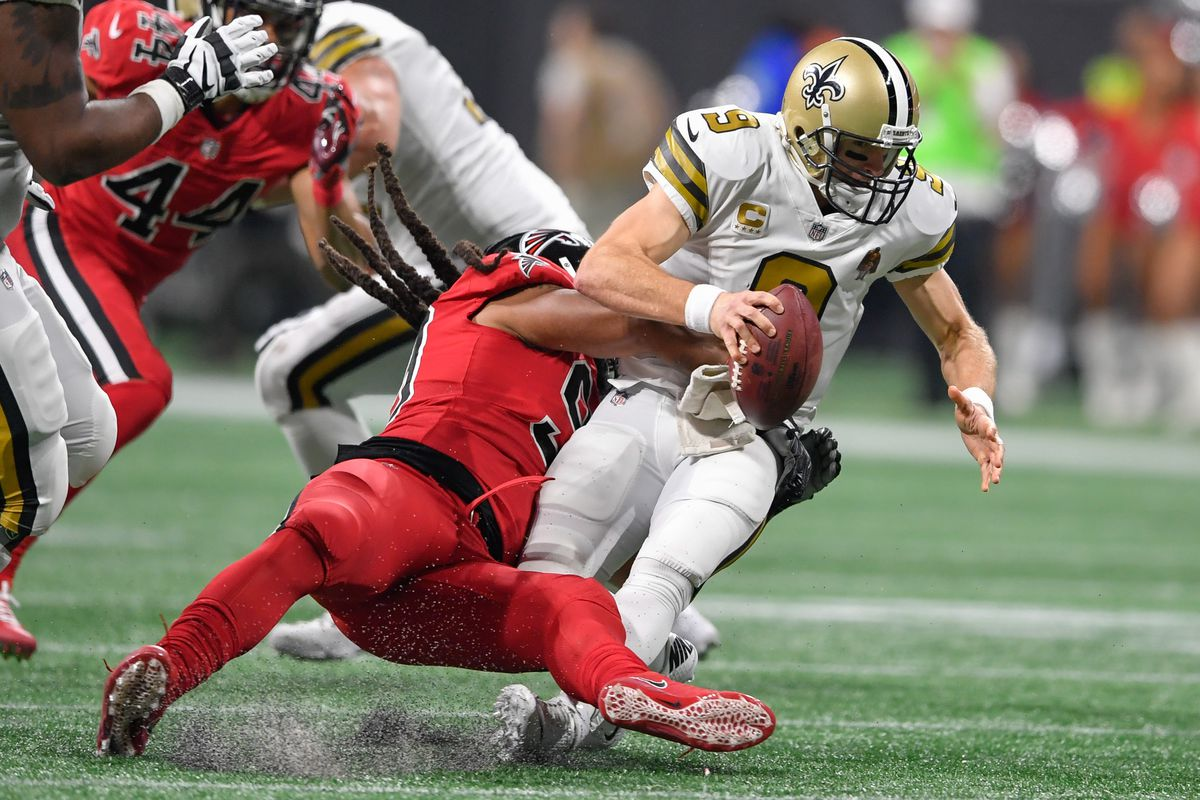 Drew Brees blasts NFL on player safety after Thursday Night Football
