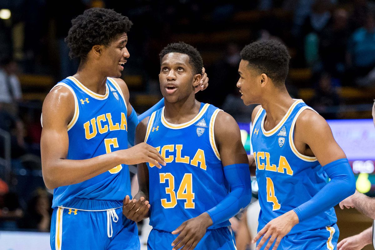 4985f1149 Oregon State Basketball: Opponent Preview - UCLA Bruins (Game 25 ...