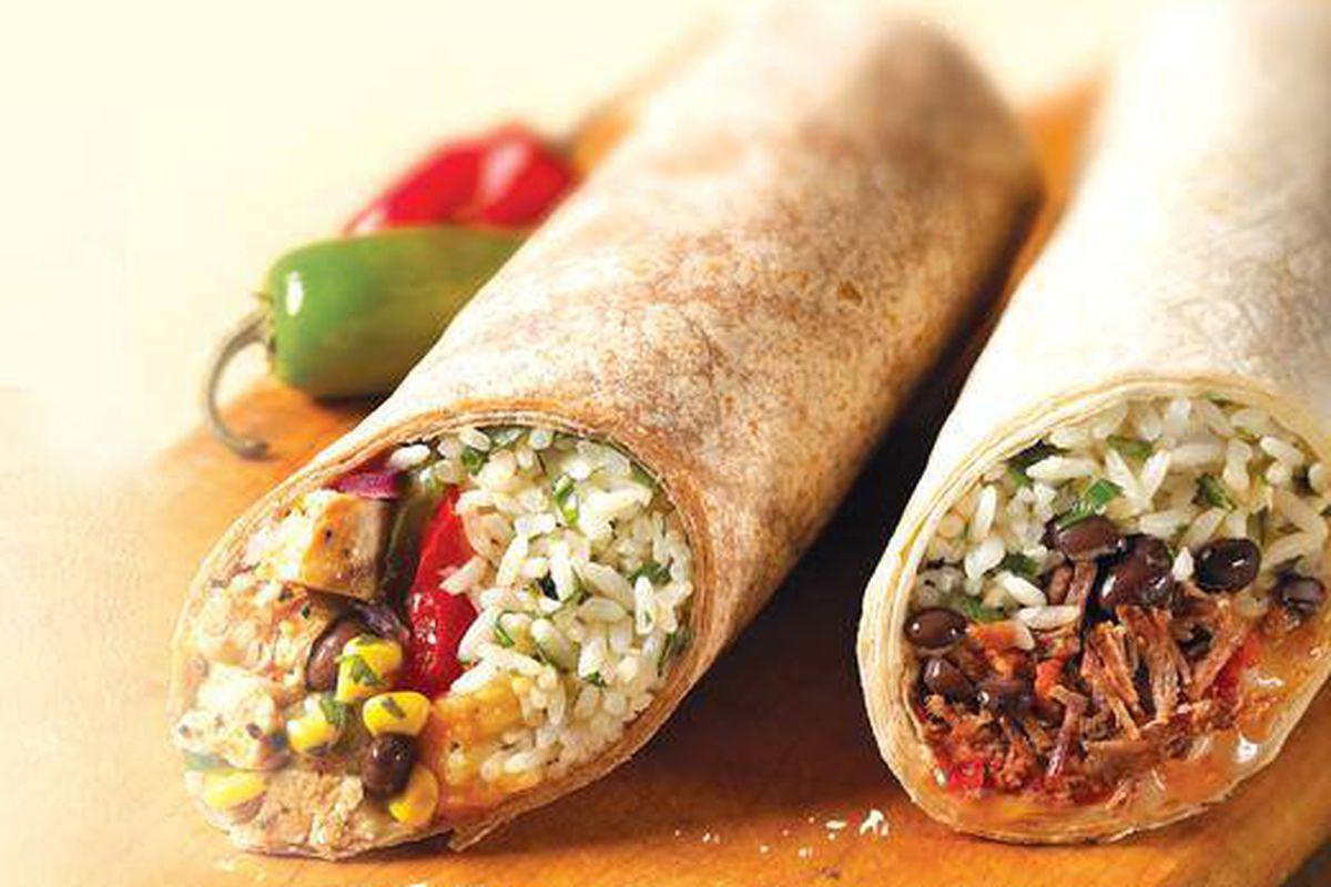 Mucho Burrito burritos