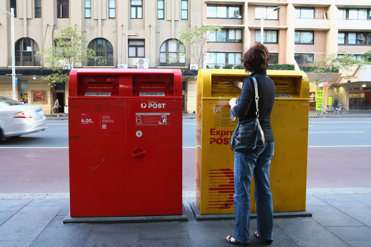 Australia Post Considers User-Paid Mail Service