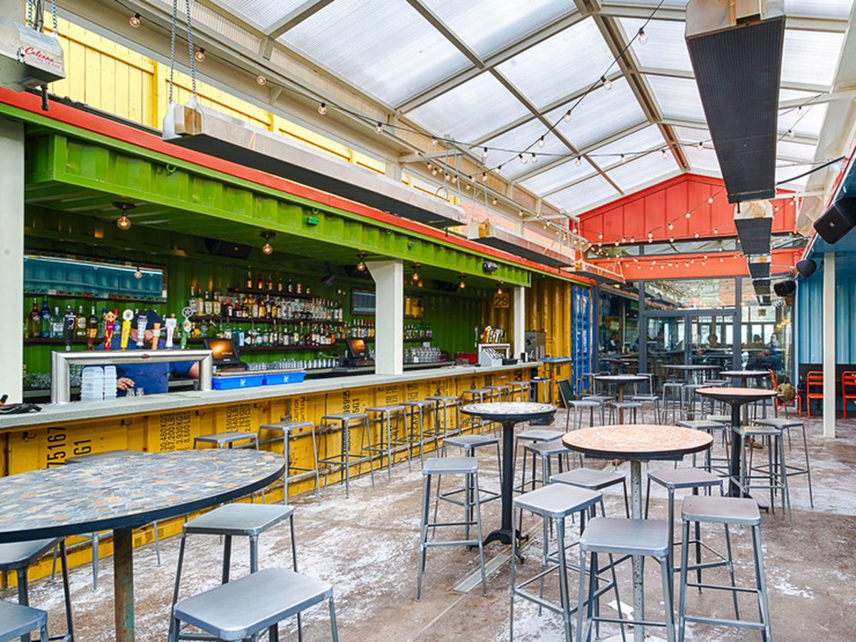 Eater Dc 39 S Guide To Heated Patios For Year Round Outdoor