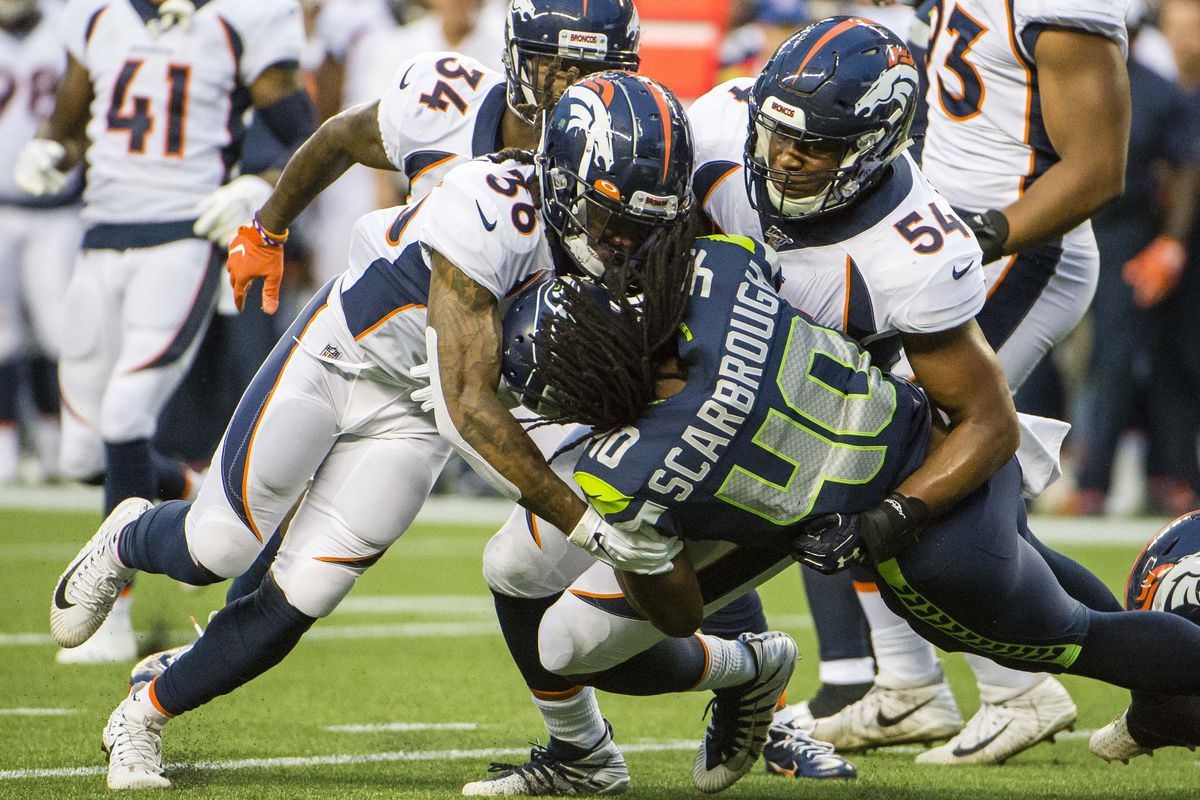 Here's who's out of contention for the Seattle Seahawks' roster already