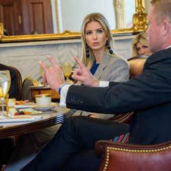 Operation Underground Railroad's Tim Ballard recently gave a special presentation on human trafficking to Ivanka Trump and a group of politicians.