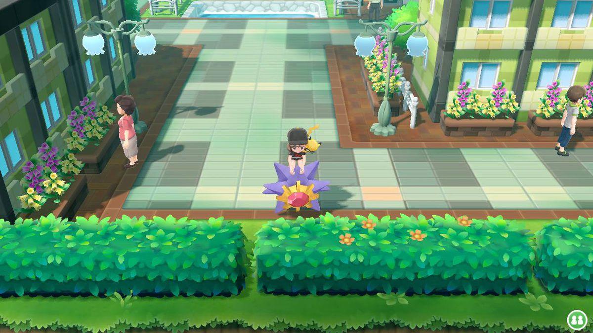 starmie in pokemon let's go