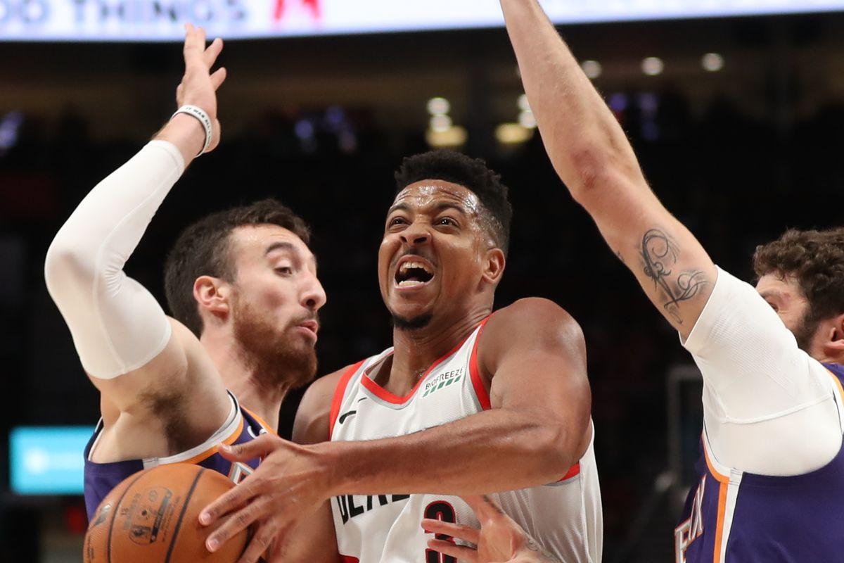NBA: Preseason-Phoenix Suns at Portland Trail Blazers