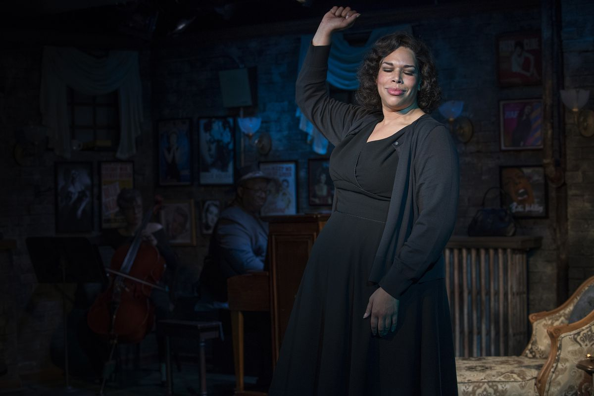 """Bethany Thomas in """"Songs for Nobodies.""""  