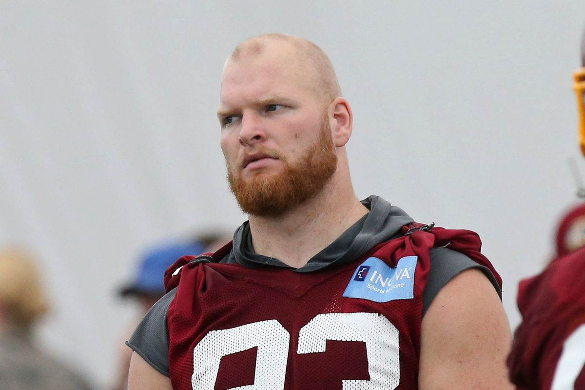 low priced 2bf1f 696bf Redskins Injury Report: Trent Murphy and Su'a Cravens need ...