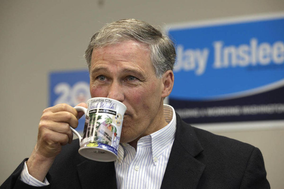 Kamala Harris, Andrew Yang, Cory Booker react to Jay Inslee dropping out