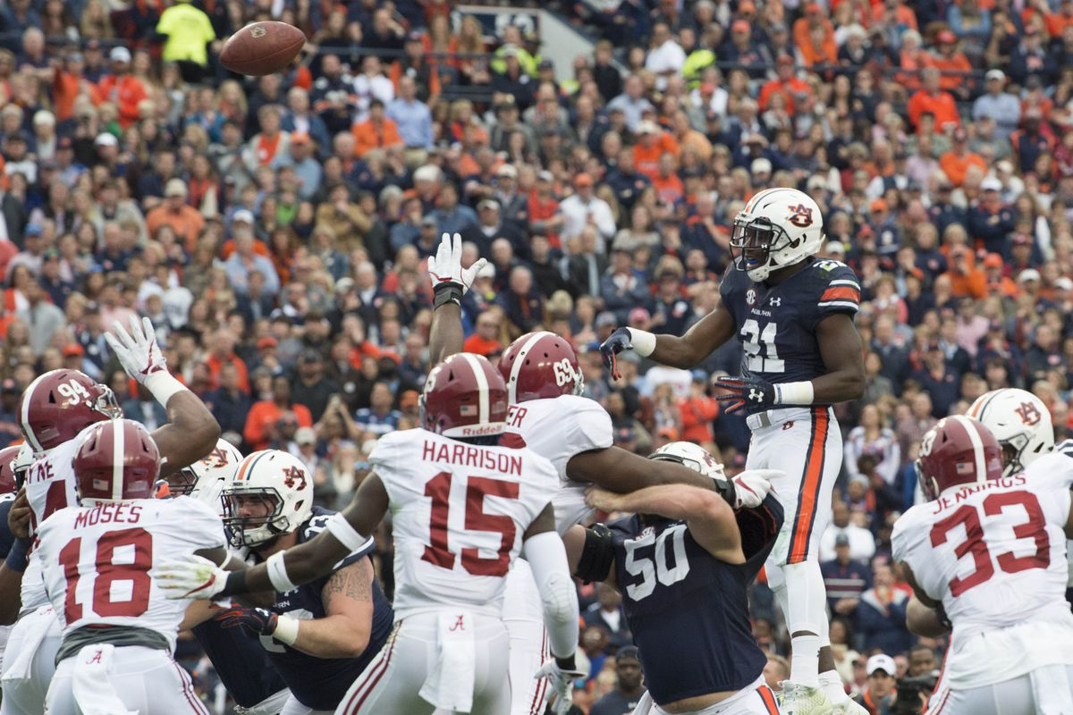 20 Days To Kickoff Kerryon Johnson College And Magnolia
