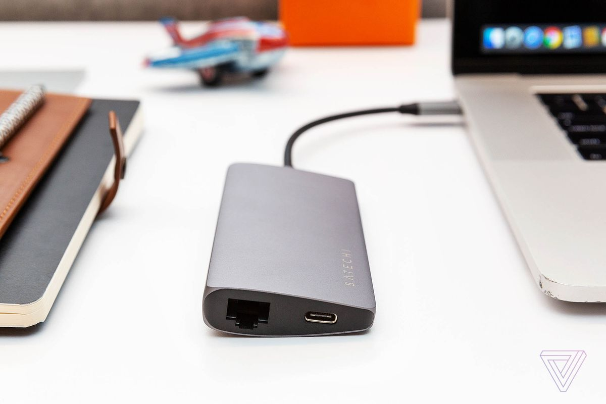 The best USB-C hub for your new laptop - The Verge