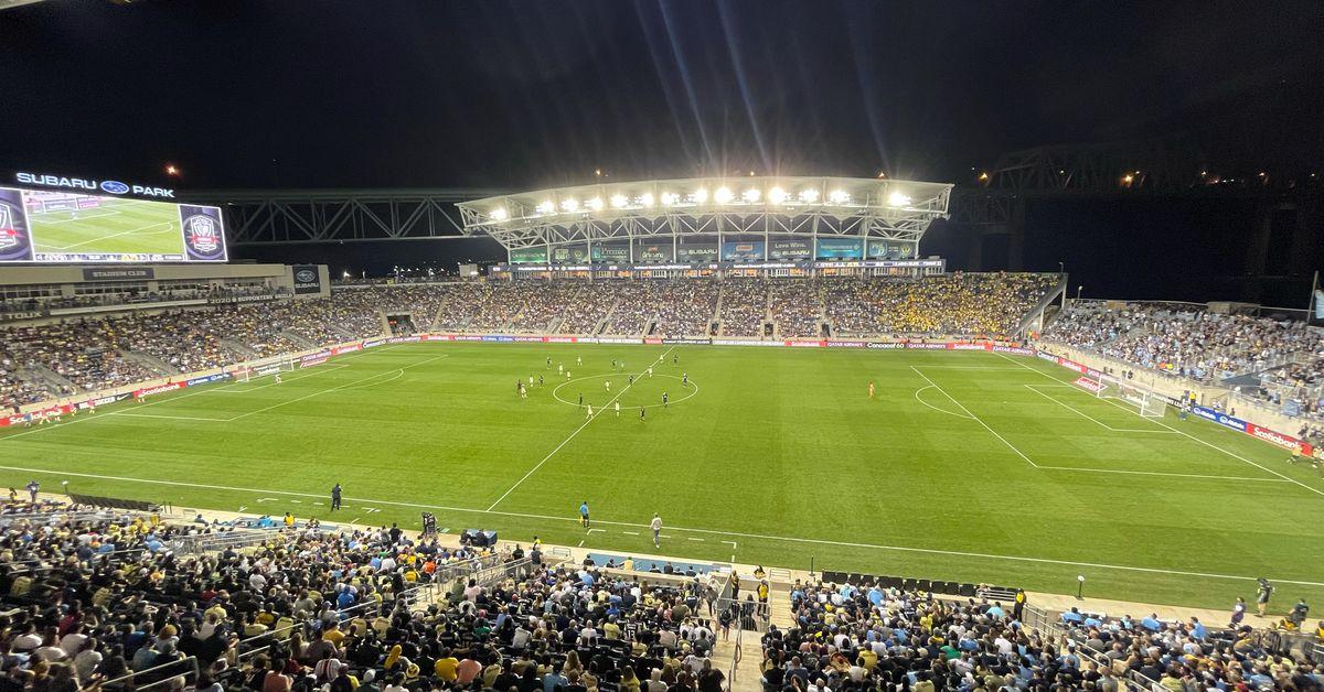 Concacaf Champions League Game Thread: Philadelphia Union vs Club America, Second Half - Brotherly Game