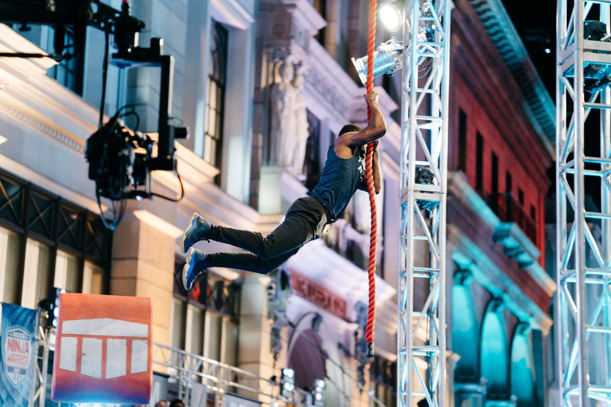here's the episode order for season 10 of american ninja warrior