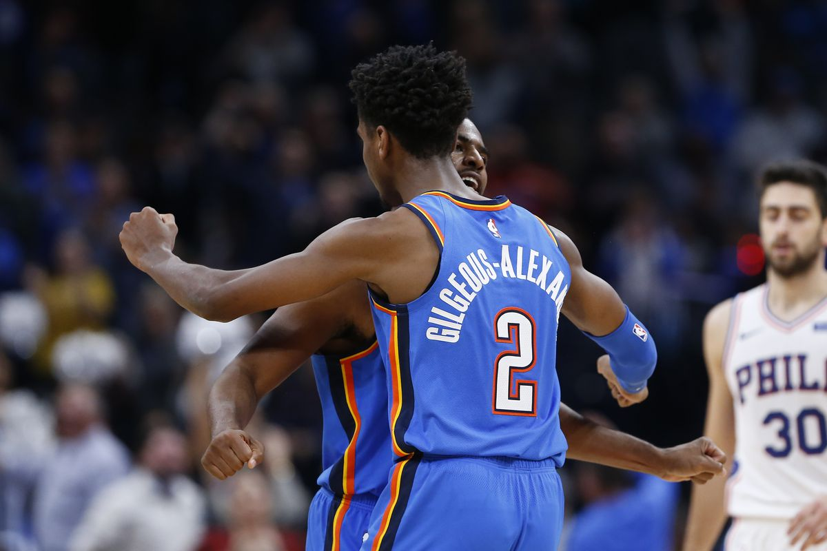 Clippers Vs Thunder Game Preview The Return Of Shai