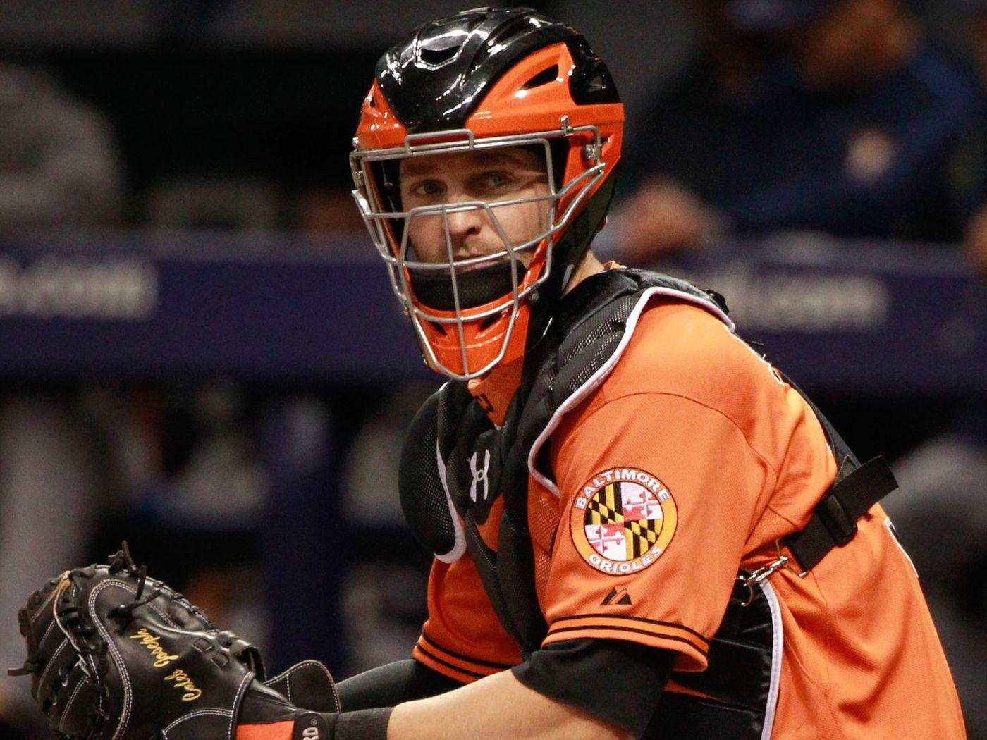 Can Caleb Joseph be the Orioles long-term replacement if Matt ...
