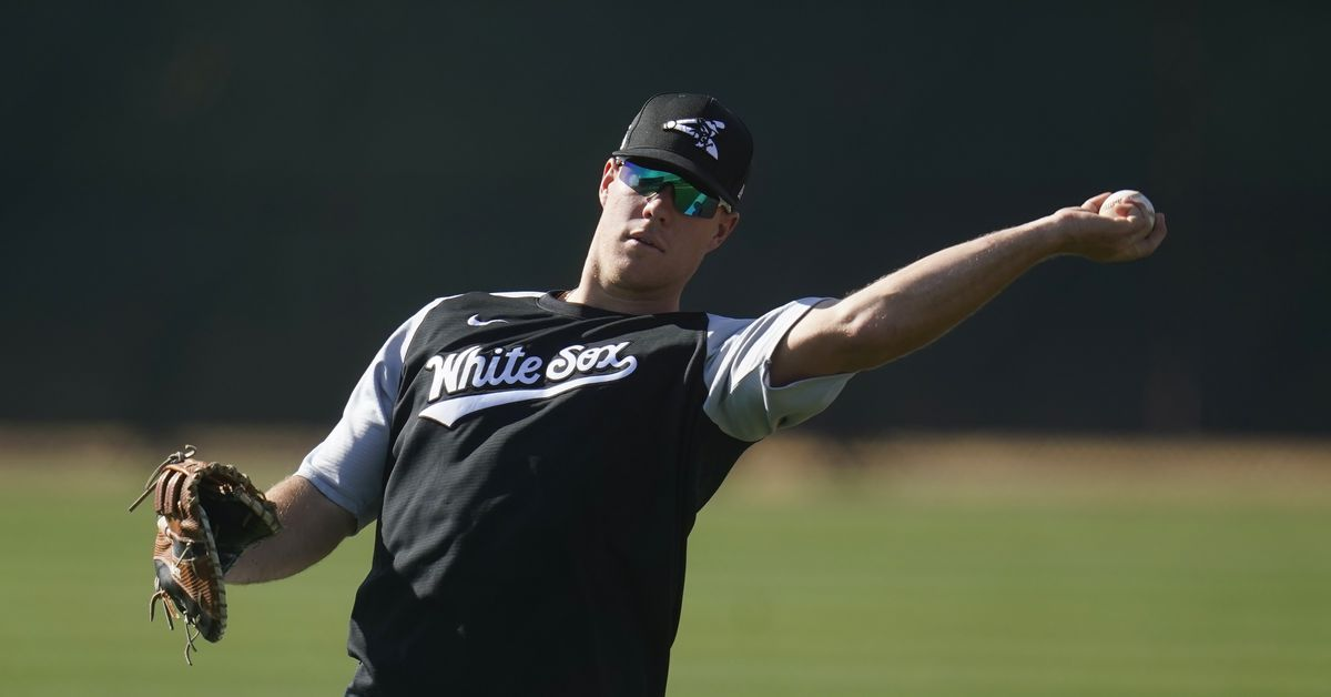 White Sox recall Gavin Sheets from Charlotte, reinstate Billy Hamilton from injured list