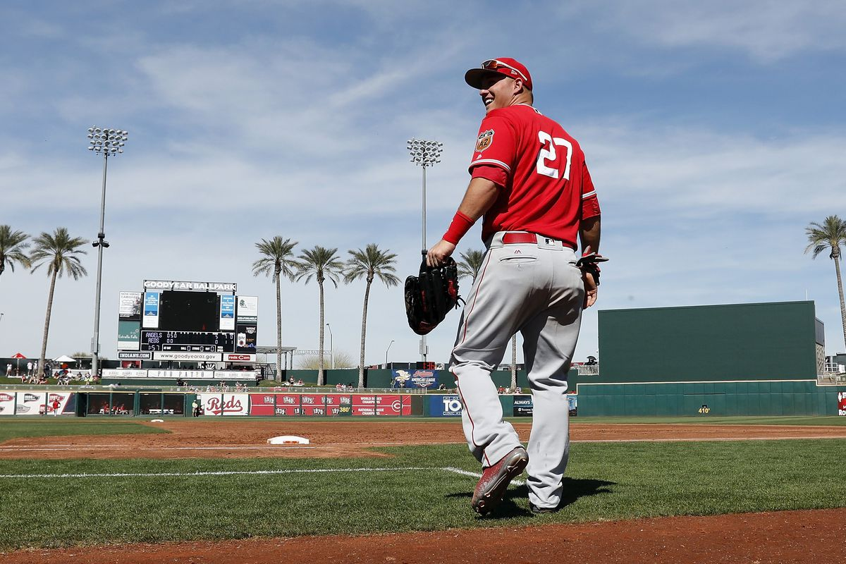 Mike Trout (GettyImages)