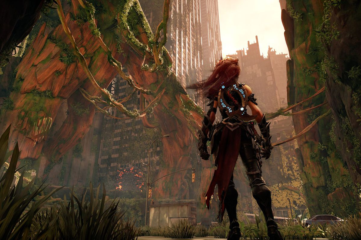 Darksiders 3 Release Date 400 Edition Revealed Polygon