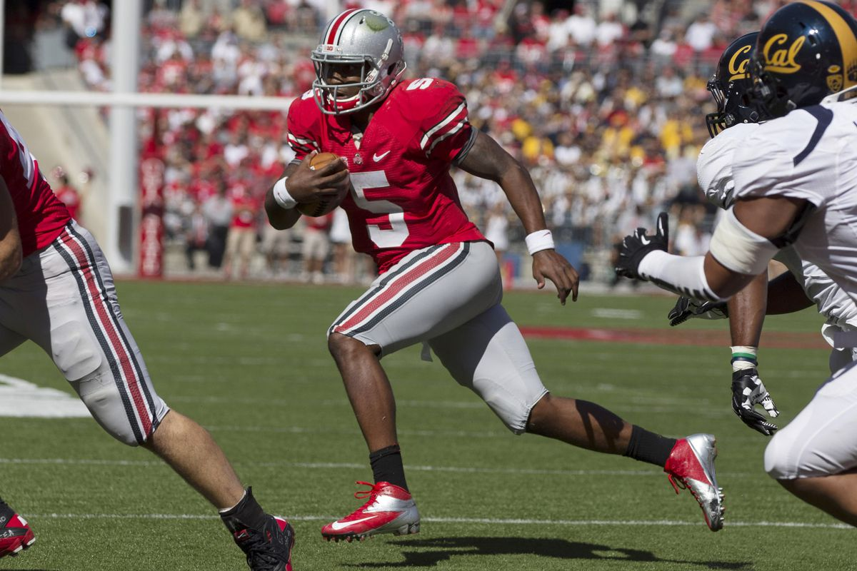 Braxton Miller. Big Ten offensive player of the...year?