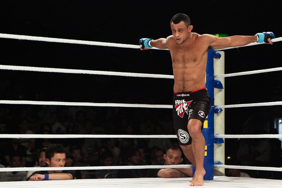 Marlon Sandro   Daniel Herbertson, MMA Fighting