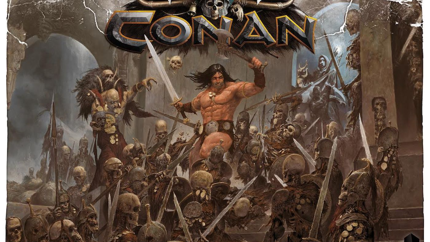 How Conan The Barbarian comes to life in three new games - Polygon